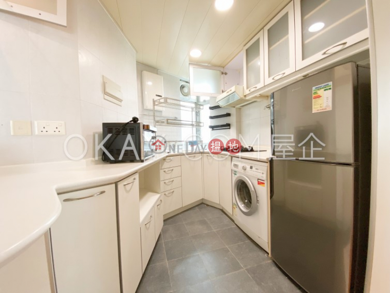 HK$ 31,000/ 月正大花園 西區-1房1廁,實用率高,極高層,露台正大花園出租單位