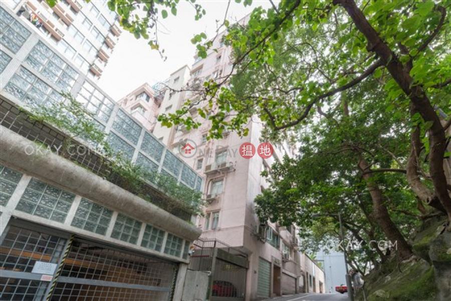 香港搵樓 租樓 二手盤 買樓  搵地   住宅出租樓盤-1房1廁,極高層,連車位《第一大廈出租單位》
