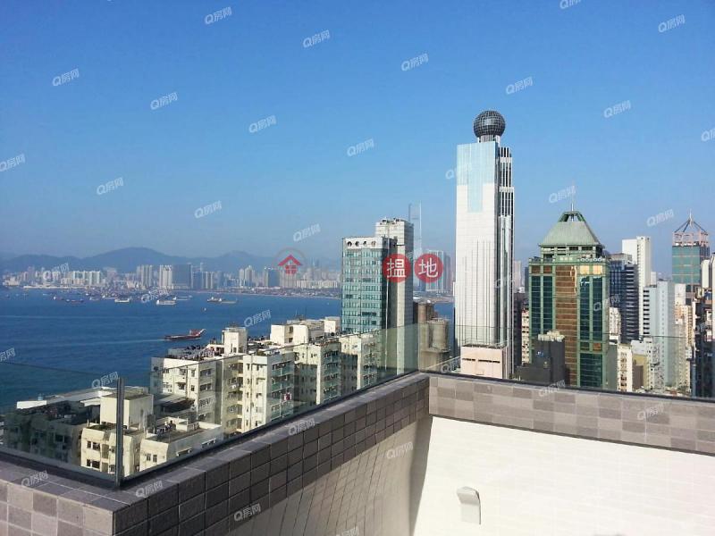 HK$ 27,000/ 月華明中心-西區特色單位 全新靚裝《華明中心租盤》