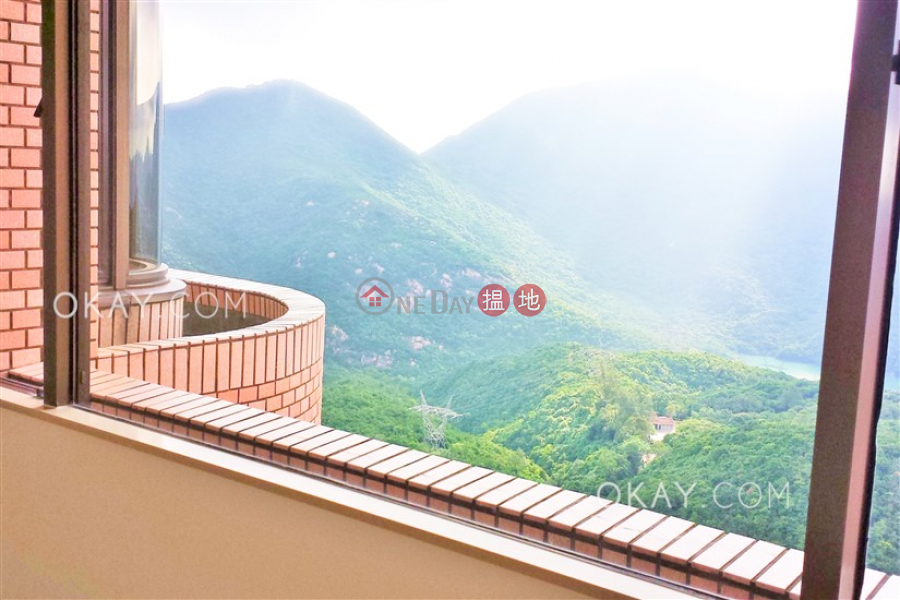 Property Search Hong Kong | OneDay | Residential, Rental Listings | Beautiful 4 bed on high floor with balcony & parking | Rental