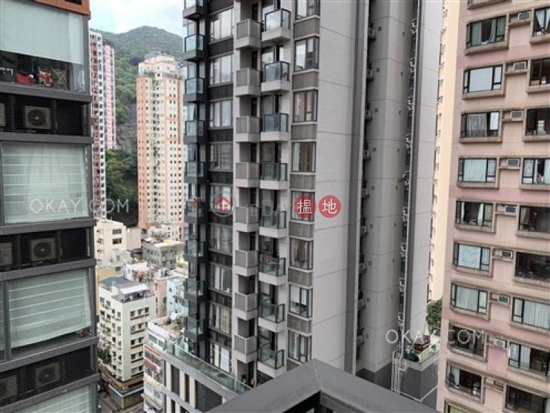 Charming 1 bedroom with sea views & balcony   For Sale 8 Jones Street   Wan Chai District   Hong Kong   Sales, HK$ 9M
