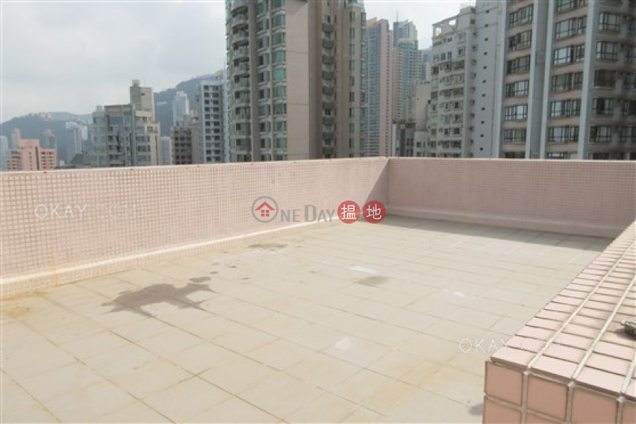HK$ 36,000/ month | Fairview Height Western District | Stylish 3 bed on high floor with harbour views | Rental