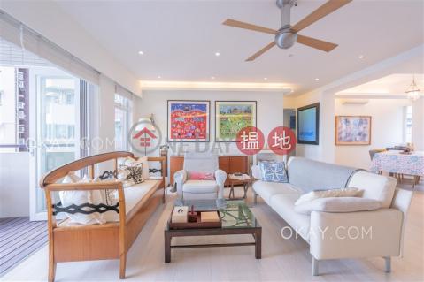 Luxurious 2 bed on high floor with balcony & parking | For Sale|Block 45-48 Baguio Villa(Block 45-48 Baguio Villa)Sales Listings (OKAY-S5023)_0