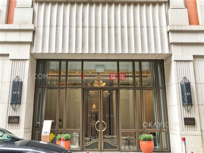1房1廁,極高層,海景,露台《瑆華出租單位》 瑆華(The Warren)出租樓盤 (OKAY-R130295)