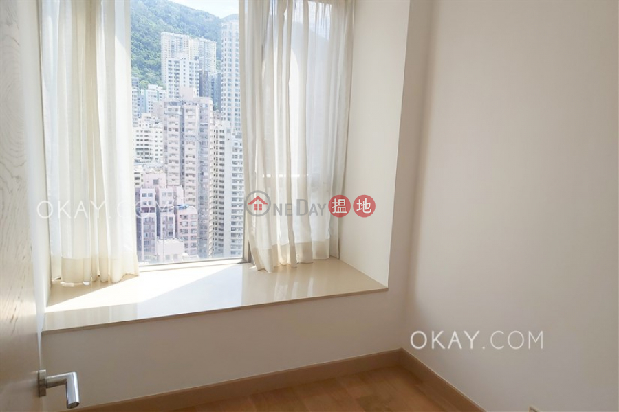Intimate 2 bedroom on high floor with balcony | Rental 8 First Street | Western District Hong Kong | Rental HK$ 29,800/ month