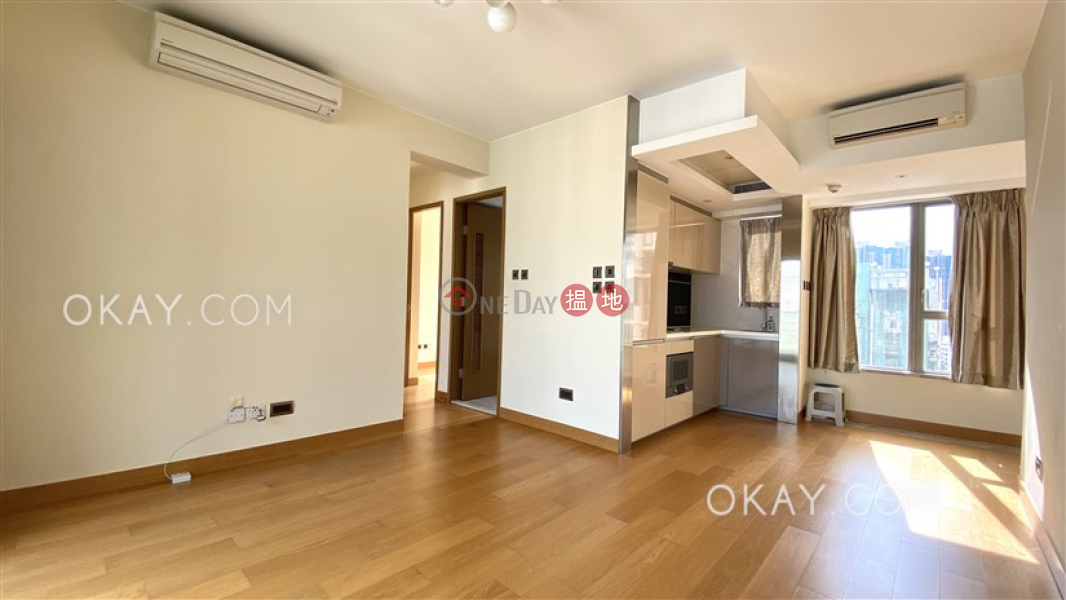 Lovely 2 bedroom on high floor with balcony | Rental 88 Third Street | Western District, Hong Kong | Rental HK$ 38,000/ month