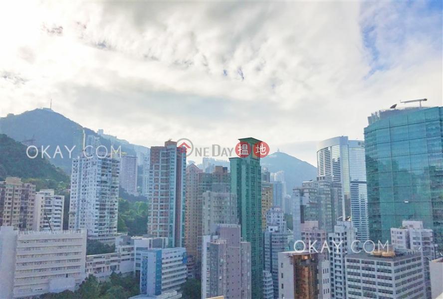 香港搵樓|租樓|二手盤|買樓| 搵地 | 住宅出租樓盤-2房1廁,極高層,露台嘉薈軒出租單位