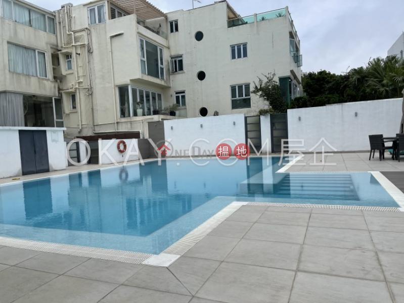 香港搵樓|租樓|二手盤|買樓| 搵地 | 住宅-出售樓盤-4房3廁,海景,連車位,露台海景別墅A座出售單位