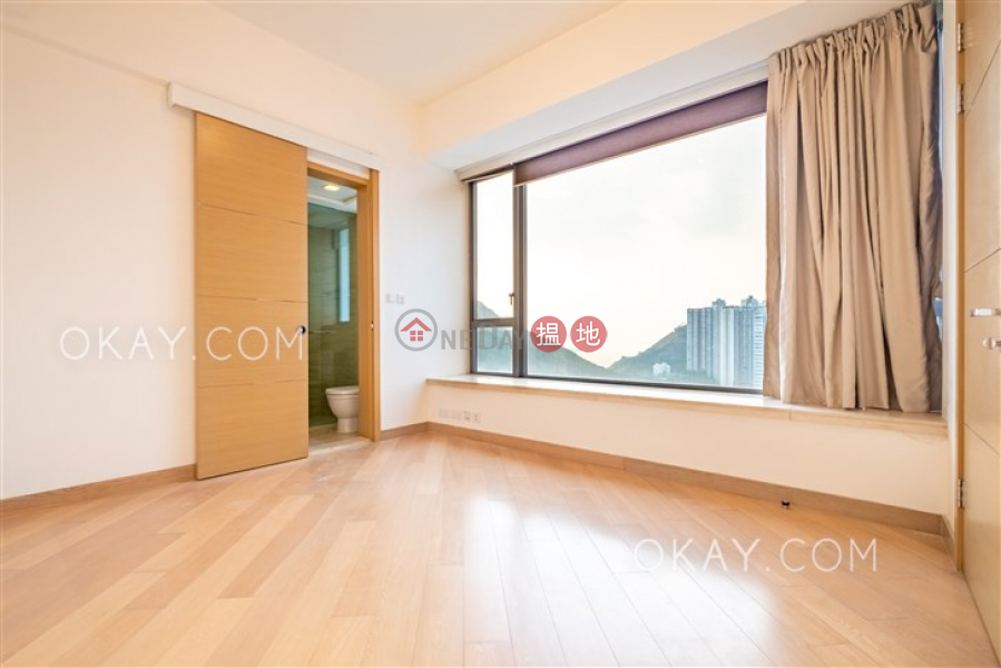 Unique 3 bed on high floor with harbour views & balcony | Rental | Larvotto 南灣 Rental Listings