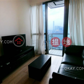 Elegant 2 bed on high floor with sea views & balcony   Rental