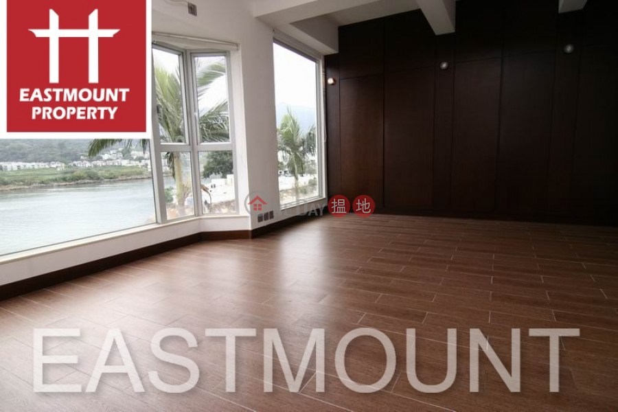 HK$ 80,000/ month Marina Cove Phase 1   Sai Kung Sai Kung Villa House   Property For Sale and Rent in Marina Cove, Hebe Haven 白沙灣匡湖居- Full seaview and Garden right at Seaside
