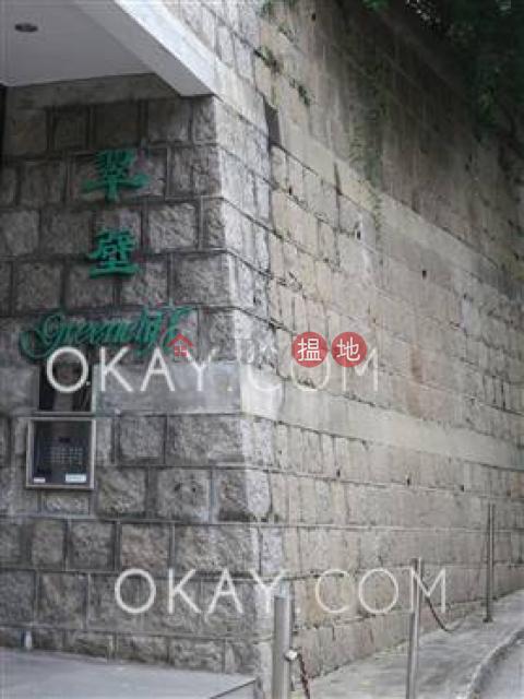 1房1廁,實用率高,極高層,露台《翠壁出售單位》 翠壁(Greencliff)出售樓盤 (OKAY-S59367)_0