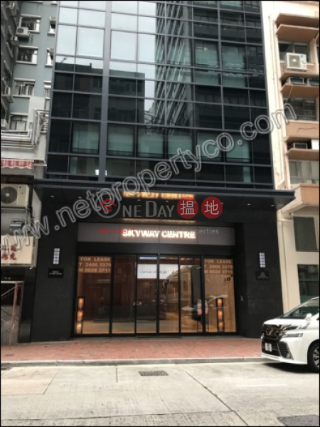Office for Rent in Sheung Wan, Skyway Centre 天威中心 Rental Listings | Western District (A056026)