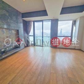 Stylish 1 bedroom on high floor with balcony   For Sale