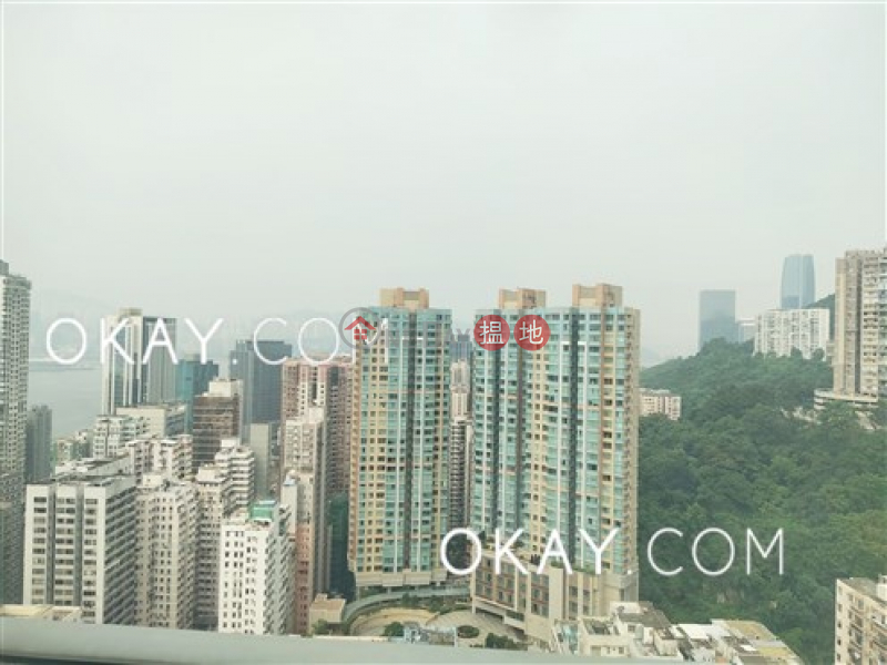 HK$ 13M Mount East, Eastern District | Lovely 1 bedroom on high floor with balcony | For Sale