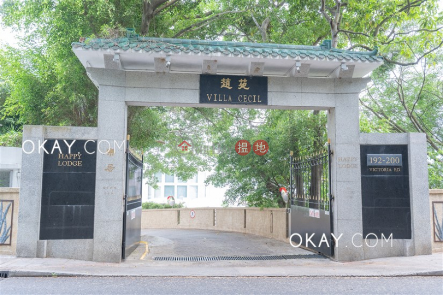 HK$ 110,000/ month, Phase 2 Villa Cecil Western District, Unique 3 bedroom with balcony   Rental