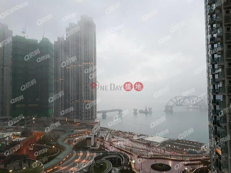 香港搵樓|租樓|二手盤|買樓| 搵地 | 住宅出租樓盤地鐵上蓋,有匙即睇,海景3期A 緻藍天鑽岸 (1座)租盤