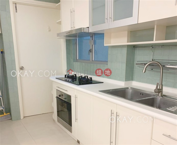 Property Search Hong Kong | OneDay | Residential | Rental Listings | Elegant 3 bedroom on high floor with balcony & parking | Rental