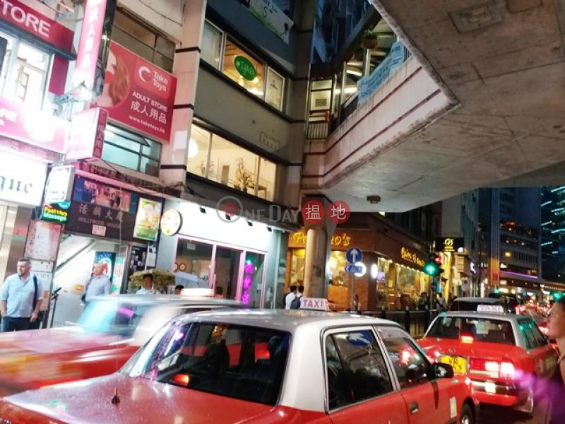 HK$ 278,512/ 月些利街2-4號|中區|中環核心全新甲級商廈上下連續數層放租