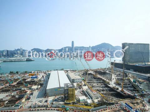 君臨天下2座兩房一廳單位出租 油尖旺君臨天下2座(The Harbourside Tower 2)出租樓盤 (Proway-LID161175R)_0