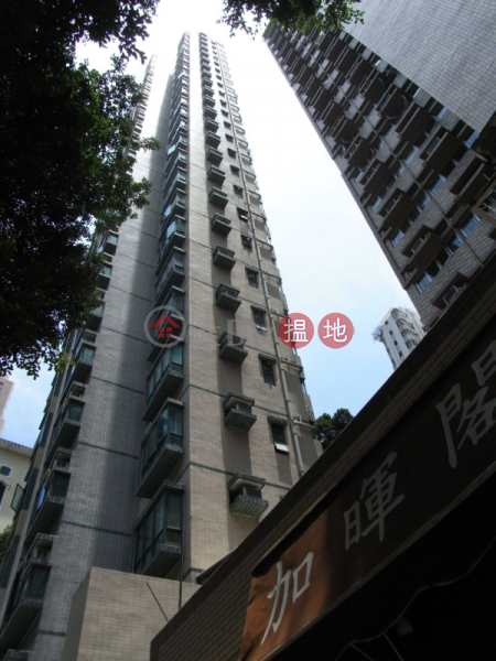 Studio Flat for Sale in Shek Tong Tsui, Ka Fai Court 加暉閣 Sales Listings | Western District (EVHK43773)
