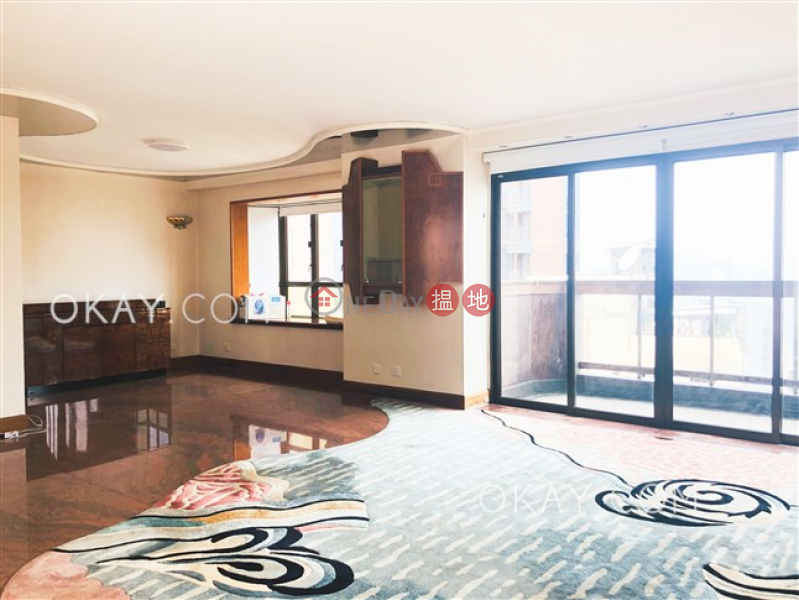 HK$ 95,000/ month, Ning Yeung Terrace, Western District | Luxurious 4 bed on high floor with terrace & balcony | Rental