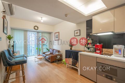 Charming 1 bedroom in Sai Ying Pun | Rental|The Nova(The Nova)Rental Listings (OKAY-R293184)_0