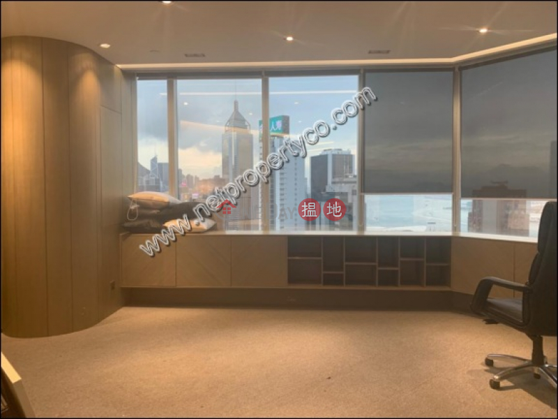 Scenic harbour view elegantly furnished office | Times Square Tower 2 時代廣場二座 Rental Listings