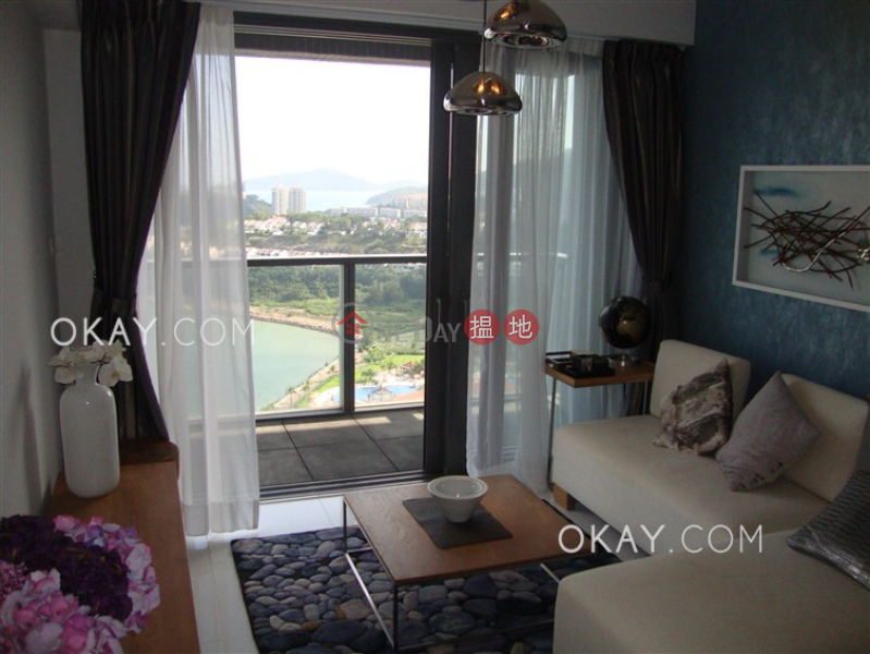 Popular 2 bedroom on high floor with balcony | Rental | Discovery Bay, Phase 14 Amalfi, Amalfi Two 愉景灣 14期 津堤 津堤2座 Rental Listings
