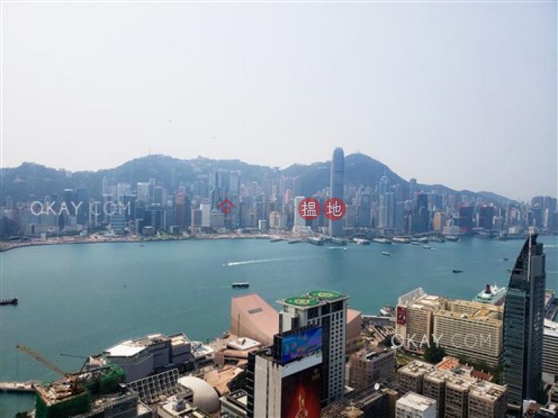 Lovely 1 bedroom on high floor | Rental, The Masterpiece 名鑄 Rental Listings | Yau Tsim Mong (OKAY-R88027)