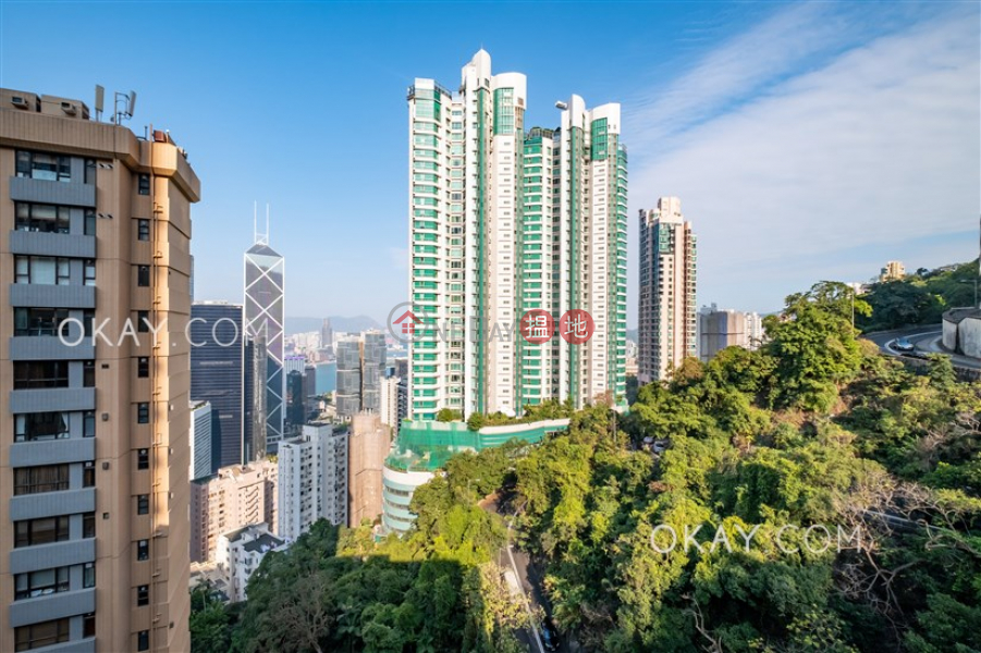 Property Search Hong Kong | OneDay | Residential Rental Listings, Efficient 4 bed on high floor with rooftop & terrace | Rental