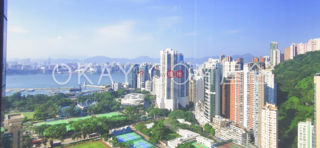 1房1廁,極高層,海景,露台雋琚出售單位8重士街 | 灣仔區|香港出售HK$ 895萬