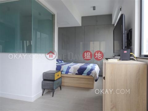 Tasteful 1 bed on high floor with sea views & rooftop | Rental|True Light Building(True Light Building)Rental Listings (OKAY-R80196)_0