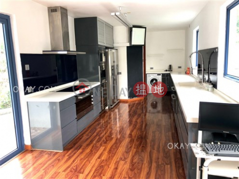 Gorgeous house with rooftop & parking | For Sale|Tai Hang Hau Village(Tai Hang Hau Village)Sales Listings (OKAY-S366929)_0