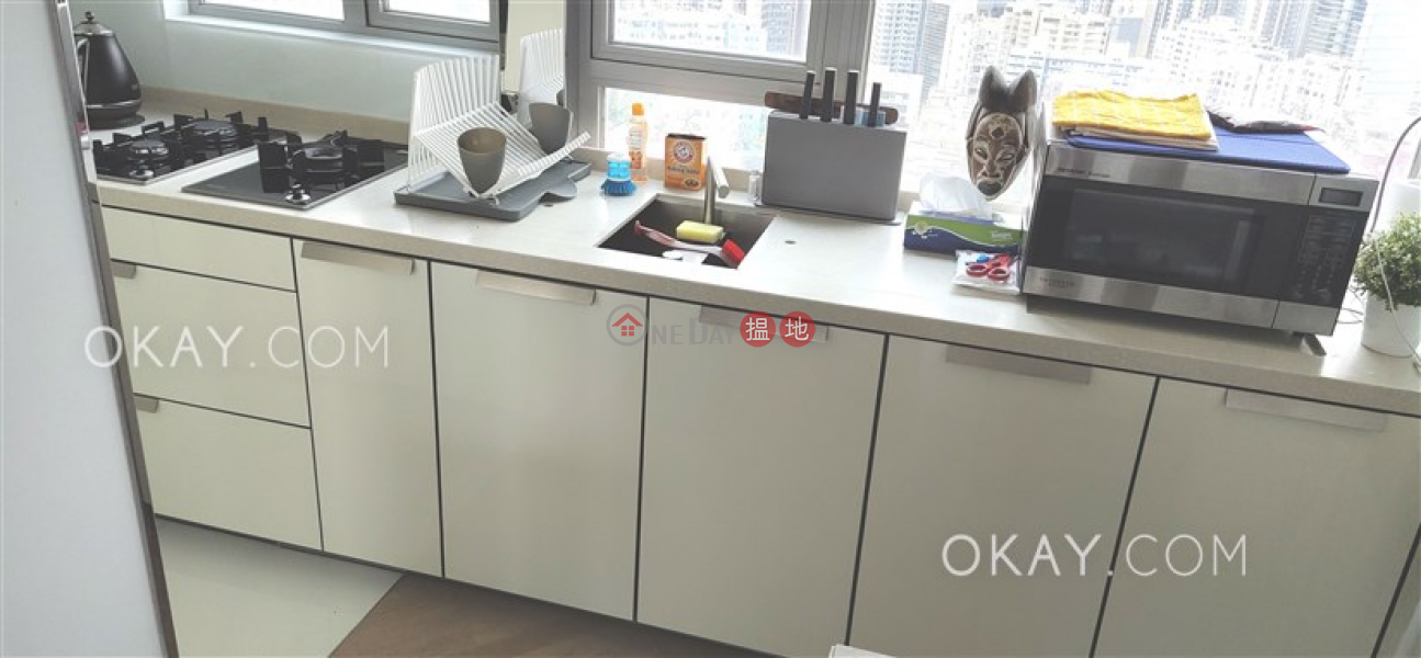 Nicely kept 1 bed on high floor with sea views | For Sale | Mount East 曉峯 Sales Listings