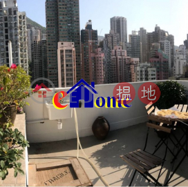 ** Rare in the market ** DUPLEX with Rooftop ** Nicely Renovated **|Tung Cheung Building(Tung Cheung Building)Sales Listings (E80555)_0