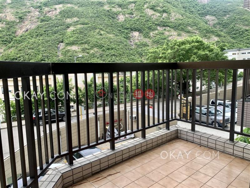 香港搵樓 租樓 二手盤 買樓  搵地   住宅出租樓盤3房2廁,實用率高,連車位,露台《南灣花園 B座出租單位》