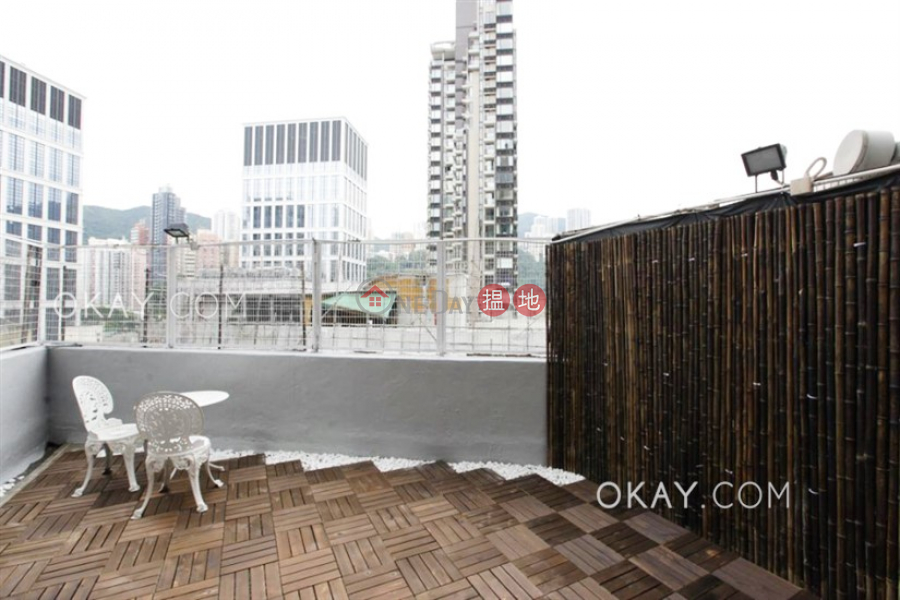 Practical 2 bed on high floor with rooftop & balcony   Rental   123-125 Leighton Road   Wan Chai District   Hong Kong   Rental, HK$ 21,700/ month
