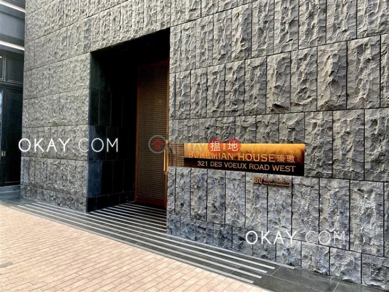 1房1廁,極高層,可養寵物,露台《瑧璈出租單位》|瑧璈(Bohemian House)出租樓盤 (OKAY-R305878)