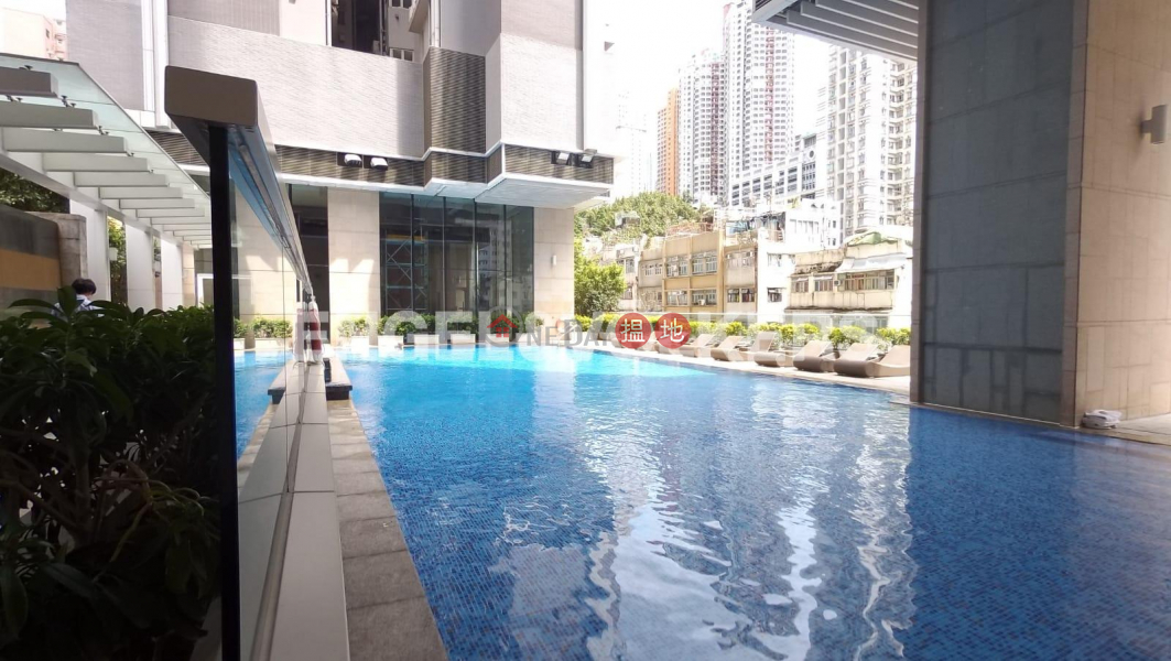 2 Bedroom Flat for Sale in Sai Ying Pun, Island Crest Tower1 縉城峰1座 Sales Listings | Western District (EVHK91251)