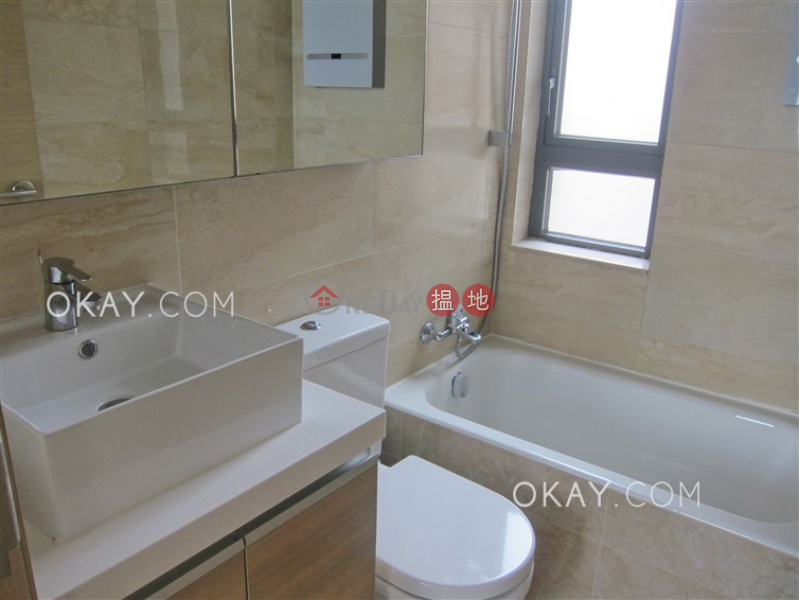 Charming 3 bedroom on high floor with sea views | Rental | 18 Catchick Street 吉席街18號 Rental Listings