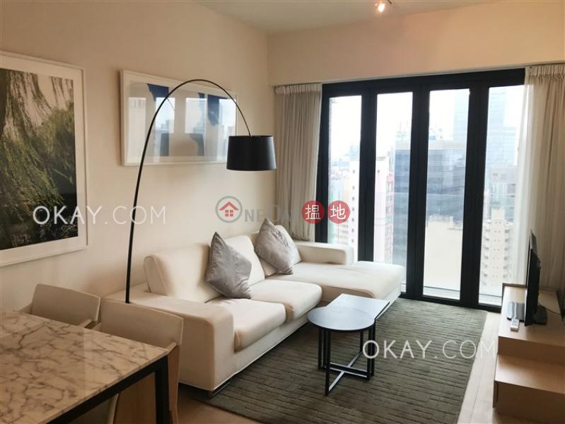 2房1廁,星級會所,露台《瑧環出租單位》|瑧環(Gramercy)出租樓盤 (OKAY-R95727)