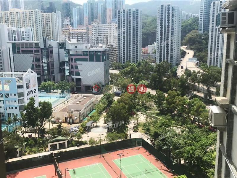 內園靚景,全城至抵《觀暉閣 (3座)租盤》57鯉景道   東區香港-出租-HK$ 20,000/ 月