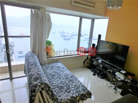 Gorgeous 2 bedroom on high floor with balcony | For Sale|Tower 1 Hampton Place(Tower 1 Hampton Place)Sales Listings (OKAY-S117527)_0