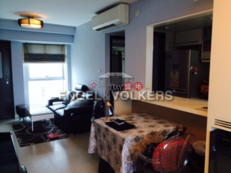 3 Bedroom Family Flat for Sale in Soho, Cherry Crest 翠麗軒 Sales Listings | Central District (EVHK23425)