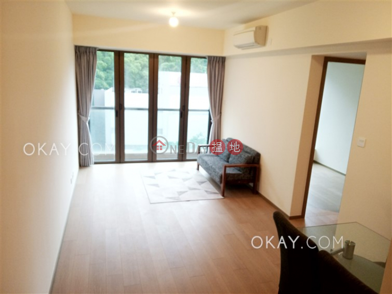 Nicely kept 2 bedroom with balcony | Rental | Island Garden Tower 2 香島2座 Rental Listings