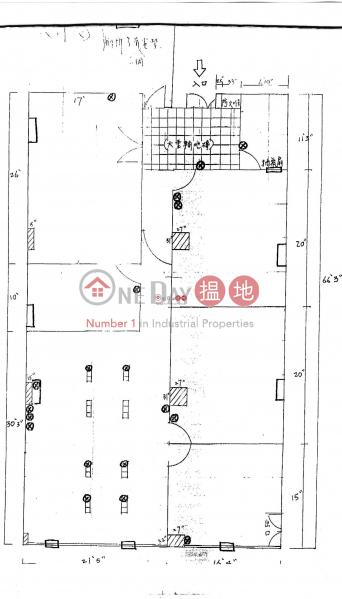 美聯工業大廈中層工業大廈-出售樓盤-HK$ 848萬