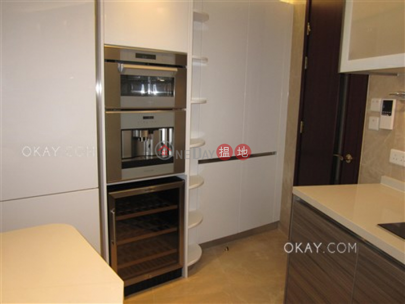Property Search Hong Kong | OneDay | Residential, Rental Listings, Stylish 3 bedroom on high floor with balcony & parking | Rental