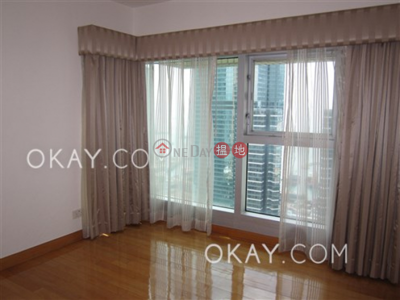 HK$ 125,000/ month   The Waterfront Phase 2 Tower 5, Yau Tsim Mong   Stylish 4 bed on high floor with harbour views   Rental