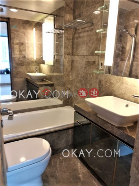 HK$ 30,000/ month Diva | Wan Chai District Nicely kept 2 bedroom on high floor with balcony | Rental